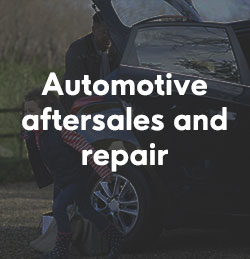 Auto aftersales and repair