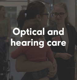 optical and hearing care